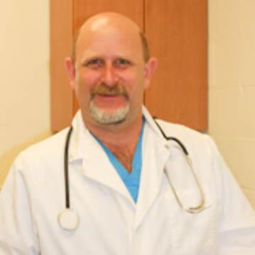 Dr. Frederick Frye, DVM MS MBA